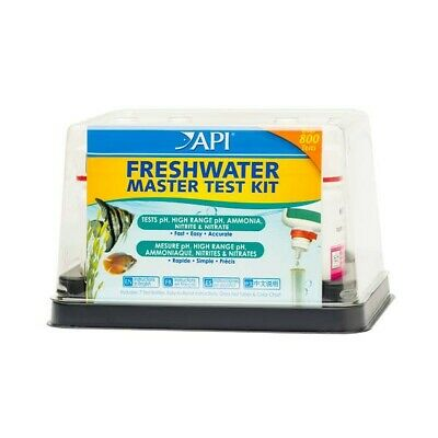 API aquarium fish fresh water liquid master test kit