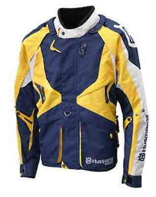 New Husqvarna 2015 Racing Jacket Off-Road Mx Mens Jacket Was $189.99 Now $169.99