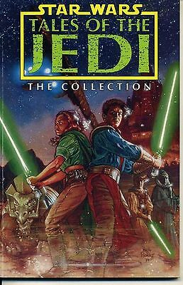 Star Wars. Tales Of The Jedi. The Collection. Dark Horse Comics. 1994