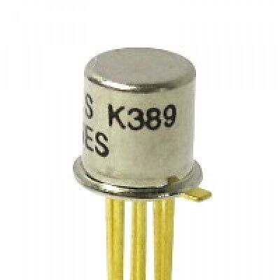 LSK389-A JFET for Ultimate Volume Control System (pair)