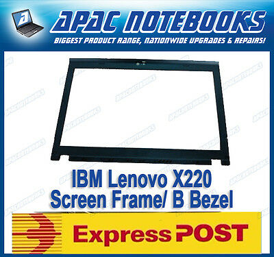 NEW LENOVO ThinkPad X230 X230i Screen Frame Bezel B cover Front cover