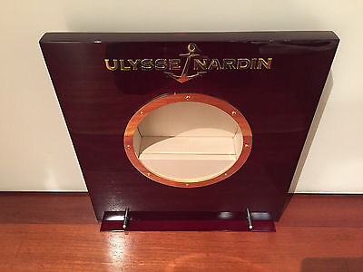 ULYSSE NARDIN Stand Display Exposant Expositor - For Watches Relojes Montres