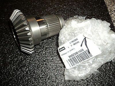 Derbi DXR 250 Getriebe Welle GEAR, FORWARD Original 00Q25001686
