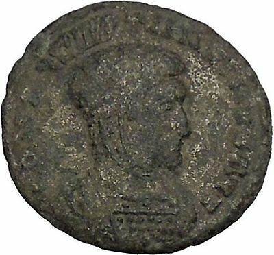 Constantine I The Great  Ancient Roman Coin Two Victories with shield i44856