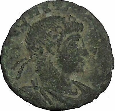 CONSTANTINE II son of  Constantine the Great  Ancient Roman Coin Standard i44861