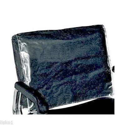 Betty Dain 196 Deluxe Clear Square Styling Salon Vinyl Chair Back Cover