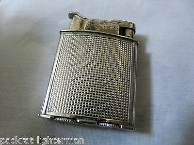 VINTAGE EVANS TRIG-A-LITE LIGHTER