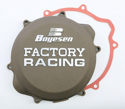 BOYESEN CLUTCH COVER HONDA 05-08 CRF450 CRF450X CRF Mag Replacement CC-06XM