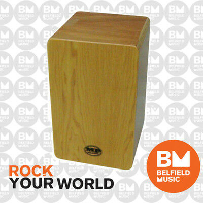AMS MP985M Mano Percussion Cajon Drum Maple Finish - BM - Belfield Music