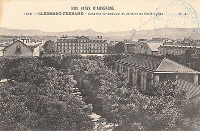 France auvergne cartes postales collections - Petit jardin tropical clermont ferrand ...