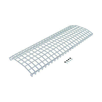 HFA3-WG WIREGUARD FOR 6 LAMP T5 & T8 CURVED PROFILE FLUORESCENT HIGH BAY FIXTURE