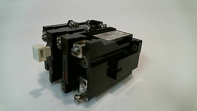 CUTLER-HAMMER BA23AB THERMAL OVERLOAD RELAY 3 POLE, A200 STARTER MOUNTING