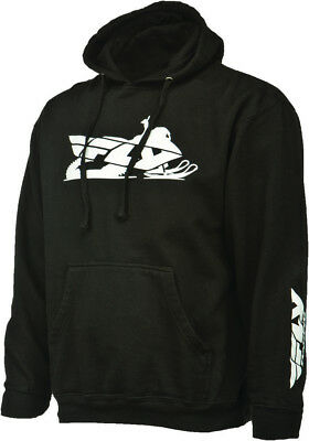 Fly Racing Mens Primary Pullover Hoody