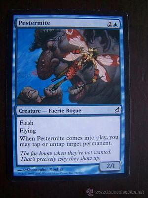 Mtg - Pequeña Molestia / Pestermite X1 - Magic - Lorwyn - Ingles