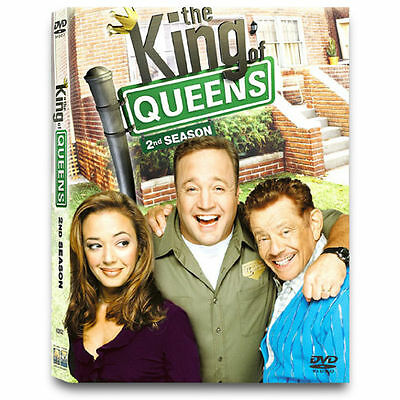 The King of Queens - Season 2 (DVD, 2004, 3-Disc Set)