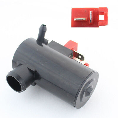 Mazda MX-5 MK1 1.6 Front Single Outlet Window Windscreen Washer Pump Replacement