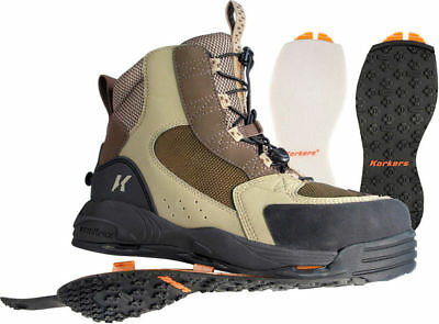 New Korkers™ Redside Wading Boots Mens Sizes (9-15)