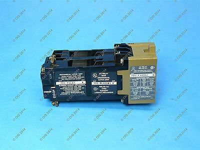 Allen Bradley 700-PL400A1 Latching Relay 4 Pole 120 VAC Coil Tested 90 Days