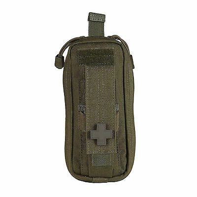 5.11 Tactical 3.6 Med Kit Pouch Tac OD, MOLLE Compact First Aid Pouch