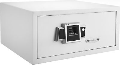 Barska Biometric Safe Jewelry, Valuables, Gun with Fingerprint Lock, AX12404