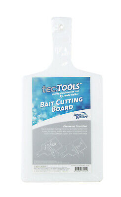 Jarvis Walker Tec Tools Bait Cutting Board - Fish Filleting Board - Bait Board