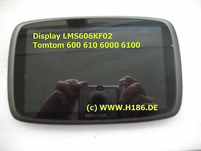 Display + Touchscreen LMS606KF02 für Tomtom 600 610 6000 6100 Replacement Part