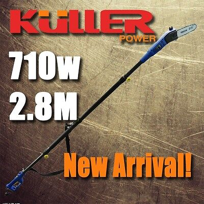 KULLER Electric 710W Pole Chainsaw / Pruner OREGON Chain