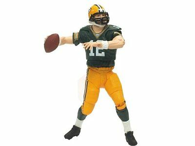 NFL Playmakers Ser 1 Aaron Rodgers Packers 4in Action Figure McFarlane Toys