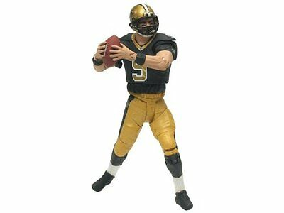 NFL Playmakers Series 1 Drew Brees Saints 4in Action Figure McFarlane Toys