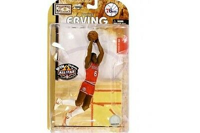 NBA Legends Series 4 Julius Erving 76ers 7in Action Figure McFarlane Toys
