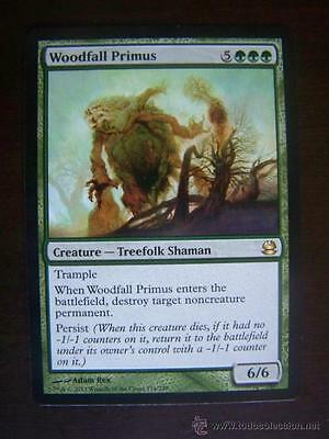 Mtg - Woodfall Primus X1 - Magic - Modern Masters - Ingles