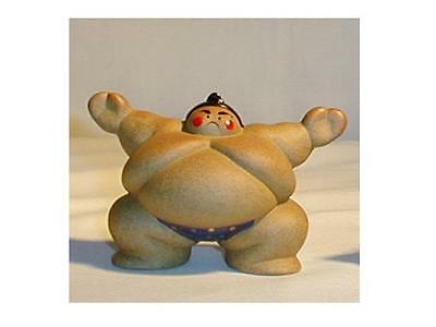 Japanese SUMO Doll Figure, Japan SUMO Wrestler Rikishi, SIKIRI ACTION