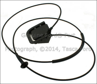 BRAND NEW OEM HOOD CONTROL CABLE 2010-2012 FORD FUSION MERCURY MILAN LINCOLN MKZ