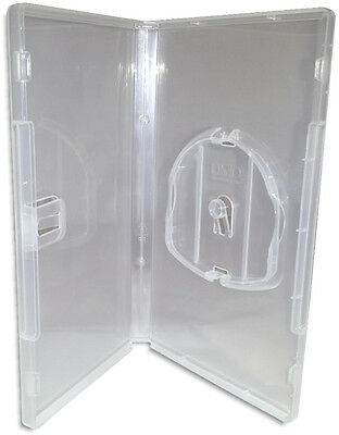 SINGLE-DISC =PSP/UMD= Clear Replacement Game Case 50-Pak