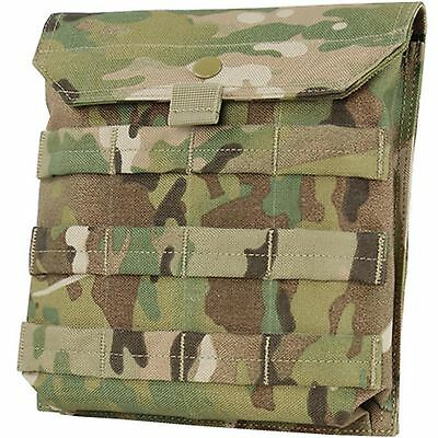 NEW CONDOR MA75 MOLLE PALS Side Plate Utility Accessory Pouch for Vests Multicam