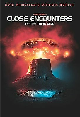 Close Encounters of the Third Kind (DVD, 2007, 3-Disc Set), 30th Anniversary Set