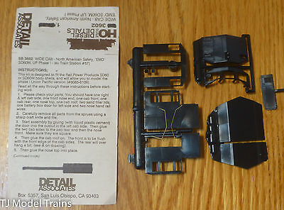 """Cannon /& Company HO #2034 Safety Tread for 81/"""" Nose Athearn SD40-2"""