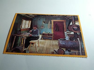The Humble Miner, Barkerville BC British Columbia Canada Postcard