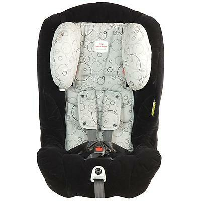 Safe n Sound MAXI AHR Covertible Booster Child Baby Car Seat 6mth-8 years BLK