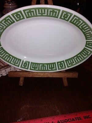 "VTG. STERLING CHINA RESTAURANT-WARE 9 1/4""  PLATTER USA"