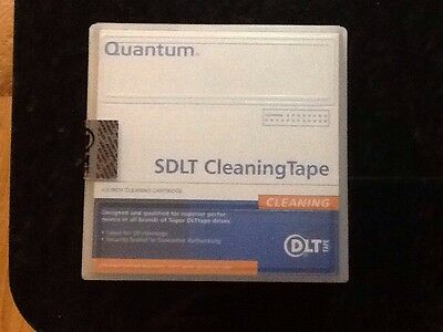 Quantum SDLT Cleaning for SDLT 220, SDLT 320, SDLT 600