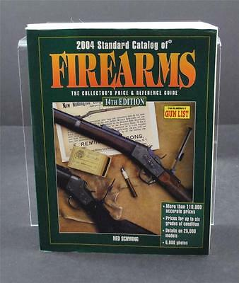 2004 Standard Catalog Of Firearms The Collectors Price Reference Guide 2003 Book