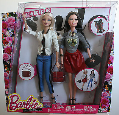 Barbie Style, stylin' friends Barbie and Raquelle