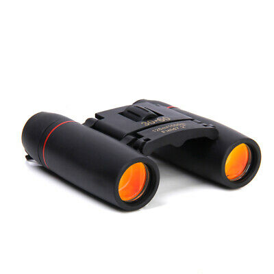 Portable 30x60 Folding Day Night Vision Zoom Binoculars Telescope Camping