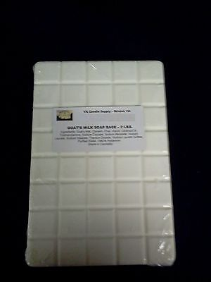 4 Lbs Goats Milk Melt And Pour Soap Base  Soap Making Supplies