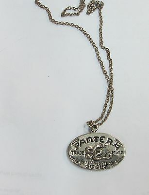 PANTERA FAR BEYOND VINTAGE NECKLACE PENDANT NEW FROM LATE 90'S HEAVY METAL wow
