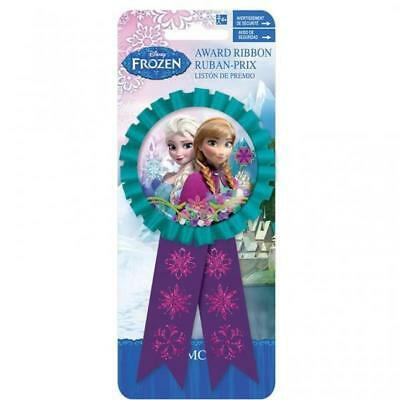 CLEARANCE Disney Frozen Party Confetti Award Ribbon Badge