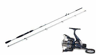 Lineaeffe Saltwater spinning rod & Drake 40RD Reel combo Choose from 4 sizes.