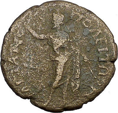 GORDIAN III Hadrianopolis in Thrace Rare Ancient Roman Coin Serapis  i45222