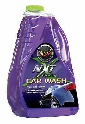 Meguiars Car Wash Synthetic Concentrate Dirt Remover Car Care Cleaning